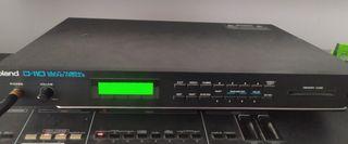 Roland D 110 modulo de sonido sintetizador