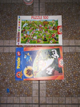 puzzles infantil niño.