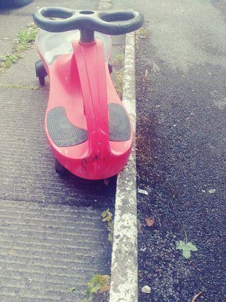 Wiggle car