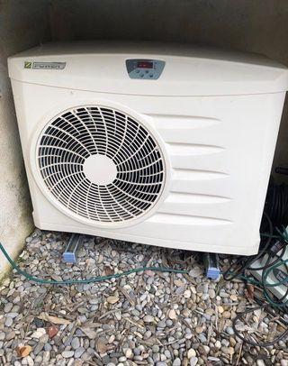 Bomba de calor profesional deshielo Instalación