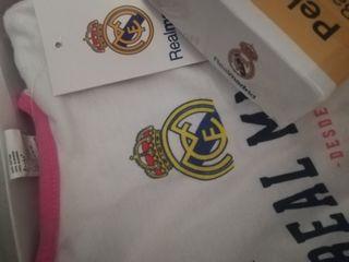 pijama niña Real Madrid