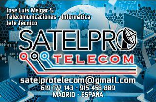 tecnico telecomunicaciones
