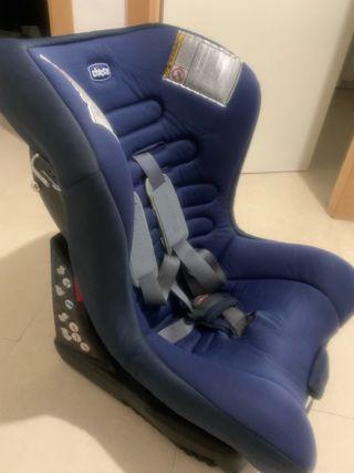 silla de coche Chicco Eletta