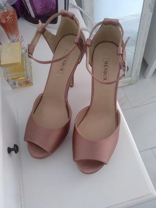 Zapatos de tacón Menbur