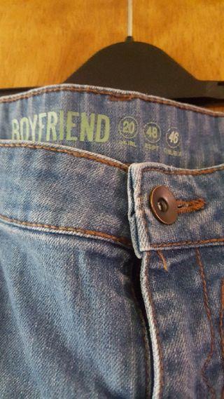 Ladies jeans size 20