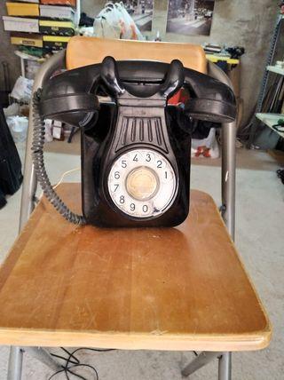 Teléfono auténtico. Años 40 más o menos