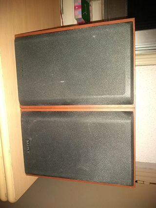 altavoz pasivo Sony 6 ohms