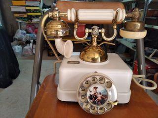 Teléfono auténtico, modelo Stylo. 1920
