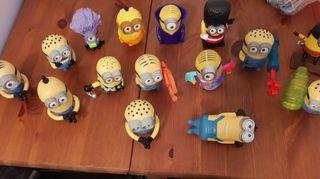 Muñecos Minions Mcdonalds