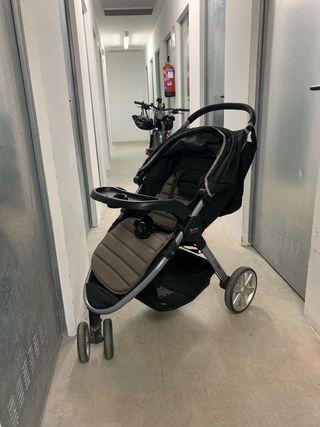 Carrito o coche para bebé Britax comprado en usa