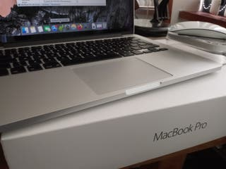 5922 mah 128 ciclos 256gb Macbook pro 2015 i5