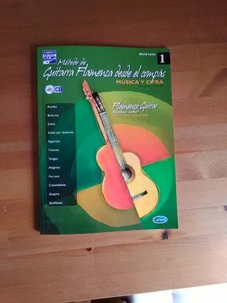 Método de Guitarra Flamenca desde el compás