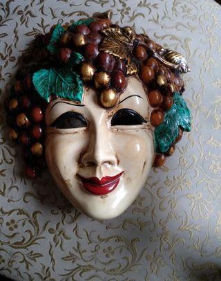 Máscara Veneciana artesanal