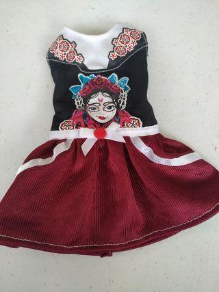 vestido Nancy Frida