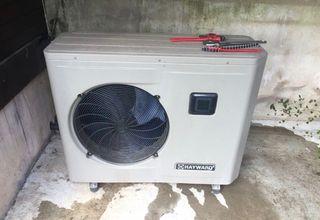 Bomba de calor instalación rápida eco pro