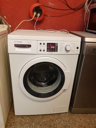 lavadora Bosch de 8 kilos
