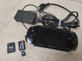 PSP 1004 con 4 juegos