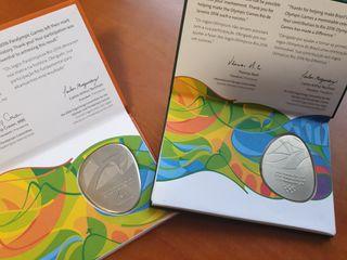 olimpiada medalla