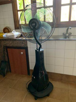 Nebulizador Ventilador Cecotec Forcesilence 690