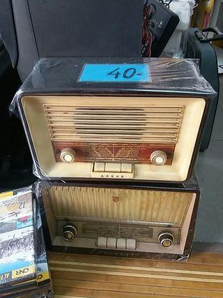 radios antiguas completas.