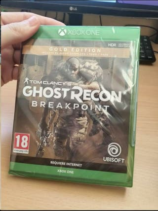 Ghost Recon Breakpoint GOLD Edition Xbox One