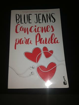 BLUE JEANS CANCIONES PARA PAULA