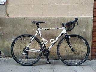 Bicicleta Ridley ciclocross gravel