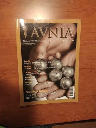Revista Etnográfica Avnia