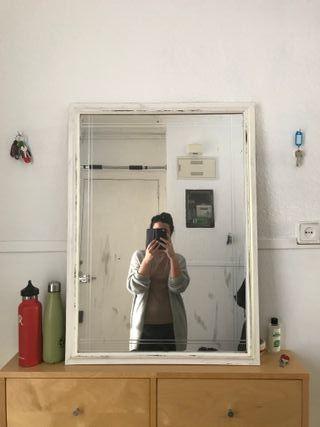 Espejo vintage grande