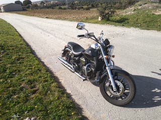 Moto daystar tipo custom 250