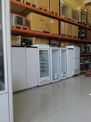 Liquidación armarios de frio y congelación