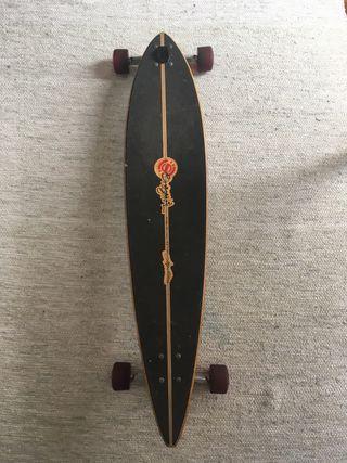 """Longboard """"Original"""" Pintail - Cruiser/Carver"""