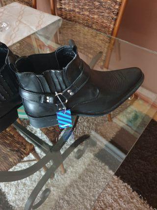 botas caballero