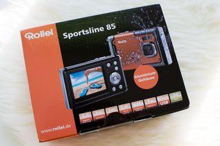 Camara sumergible Rollei Sportsline 85
