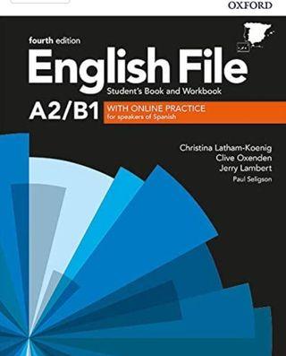 """Libro """"Basic English"""" fourth edition A2/B1"""