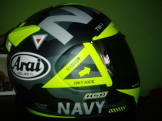 Arai Chaser X Navy