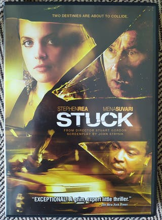 Stuck (Stuart Gordon) en DVD con subs. Español