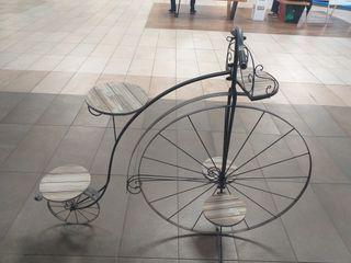 bicicleta jardinera