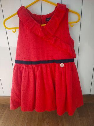 Vestido niña talla 3 años