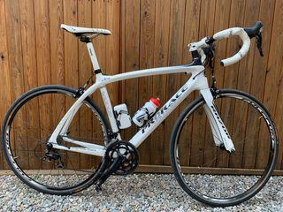 Bicicleta Carretera ProRace carbono (talla M/L)