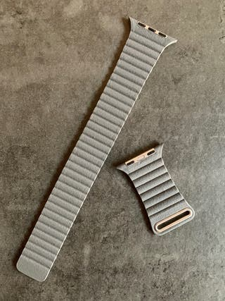Correa Loop de Piel Apple Watch Series