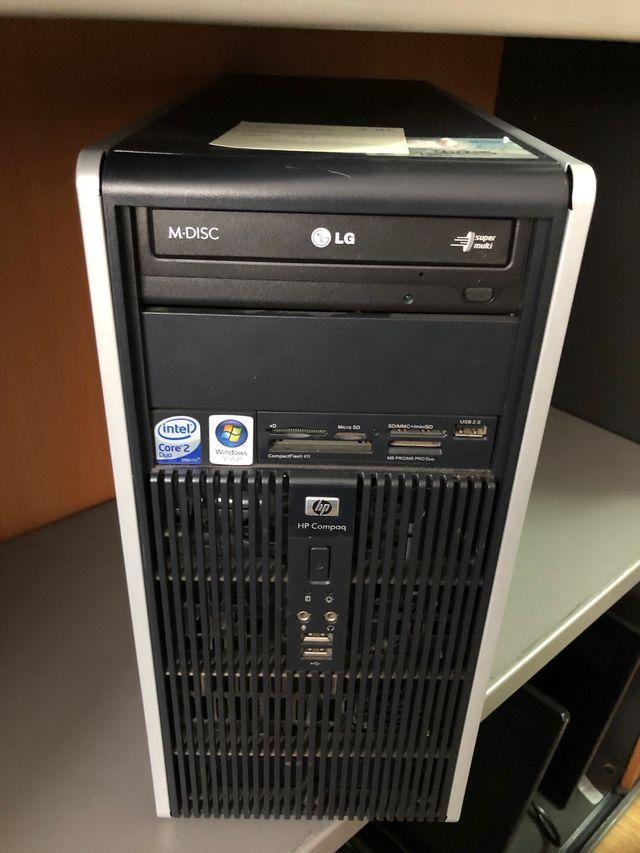 Ordenador HP Compaq dc5800