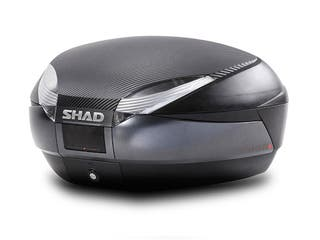Baules y maletas SHAD ademas de sus acoples