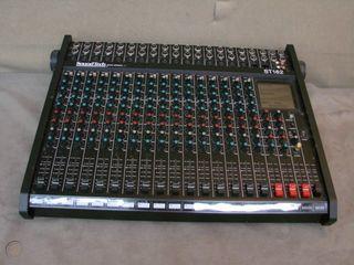 Mesa de mezclas 16 canales