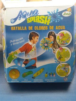 Juguete:Batalla de globos de agua