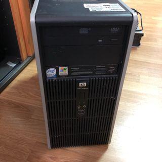 Ordenador HP Compaq dc5700
