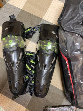 Vendo rodilleras articuladas enduro quad