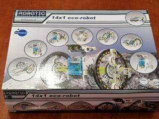 14x1 ECO-ROBOT NUEVO EN CAJA