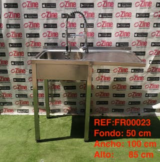 REF:FR00023 Fregadero