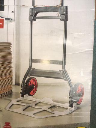 carretilla de trabajo y transporte powerfix